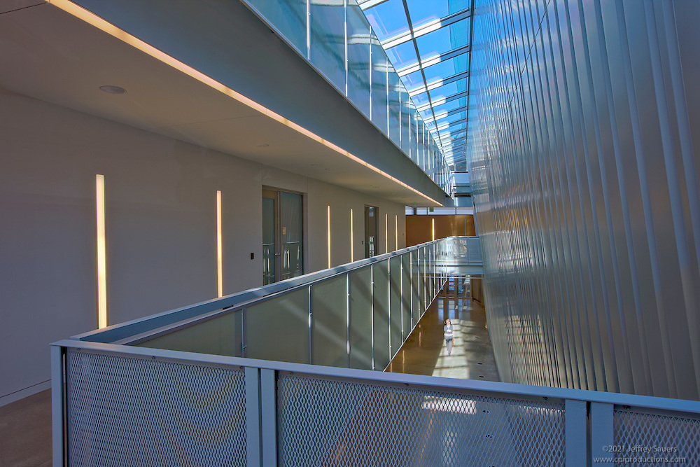 Interior Image of Performing Arts Center at Montgomery College, Bethesda, MD