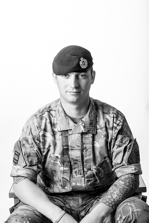 Stewart Stark, Army - Royal Engineers, Sapper, Amphibious Engineer, 2008-present