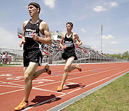 Hilliard (Ohio) Darby took first and second place in the combined Boys and Girls 3200 Meter Run during the Buff Taylor Memorial Track & Field Invitational at the Good Samaritan Sports Plex at Trotwood Madison High School, Saturday, May 10, 2008.
