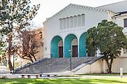 John Muir High School Campus in Northwest Pasadena California