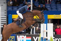Vrins Nick (BEL) - Wim<br /> Belgium Championship Jumping - Lanaken 2012<br /> © Dirk Caremans