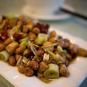 Kung Pao chicken from Sichuan Province, China