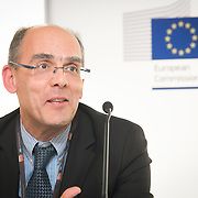 04 June 2015 - Belgium - Brussels - European Development Days - EDD - Climate - A plan for safer water supplies and sanitation in Africa - Panagiotis Balabanis ,<br /> Policy Officer, Directorate-General for Research and Innovation, European Commission © European Union