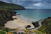 Dingle peninsula. Slea Head, the very western most cape of Ireland.