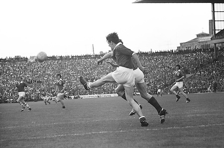 26.09.1971 Football All Ireland Minor Final Mayo Vs Cork.