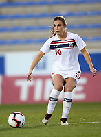 International Women's Friendly Matchs 2019 / <br /> Norway v Canada 0-1 ( La Manga Club - Cartagena,Spain ) - <br /> Emilie Bosshard Haavi of Norway