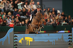 Stuhlmeyer Patrick, (GER), Caramba<br /> Championat of Leipzig<br /> CSIO Leipzig 2016<br /> © Hippo Foto - Stefan Lafrentz