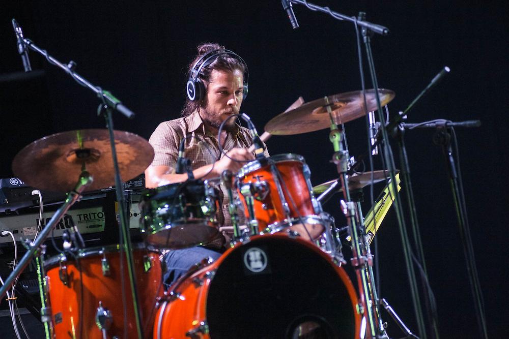 Black Beat Movement In concerto al RugbySound. Parabiago (Mi), 27 giugno 2015.
