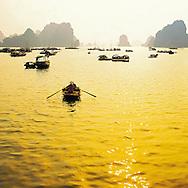 Vietnam Images-Seascape-Heritage-Nature-Ha Long hoàng thế nhiệm