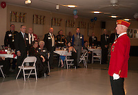 Marines 239th Birthday celebration at Pheasant Ridge.  Karen Bobotas for the Laconia Daily Sun