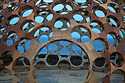 Sculpture By The Sea, Bondi, Sydney..The world's largest annual free-to-the-public outdoor sculpture exhibition, Sculpture by the Sea, Bondi  was launched today 18.10.12..Mirador