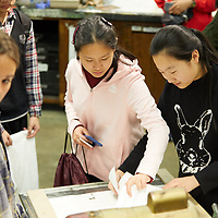 2018 UWL Students China Luoyang Visit