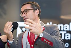 11.11.2016, Lienz, AUT, Einweihung Osttiroler Tourismushaus am Stegergarten, im Bild Direktor Tirol Werbung Josef Margreiter. EXPA Pictures © 2016, PhotoCredit: EXPA/ Johann Groder