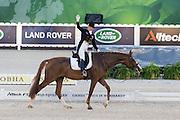 Isabell Werth - Bella Rose 2<br /> Alltech FEI World Equestrian Games™ 2014 - Normandy, France.<br /> © DigiShots