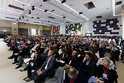 Foto LaPresse/Filippo Rubin<br /> 17/11/2019 Bologna (Italia)<br /> Cronaca Politica<br /> Assemblea Pd a Bologna - Eataly Fico Bologna<br /> Nella foto: <br /> <br /> Photo LaPresse/Filippo Rubin<br /> November 17th, 2019 Bologna (Italy)<br /> Politics<br /> PD meeting- Fico Eataly World Bologna <br /> In the pic: