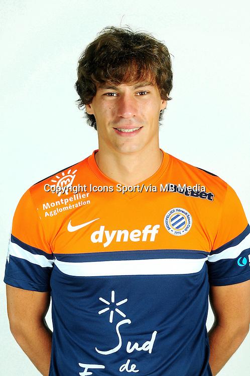 Benjamin STAMBOULI - 02.09.2013 - Presentation des joueurs de Montpellier - <br /> Photo : / Icon Sport