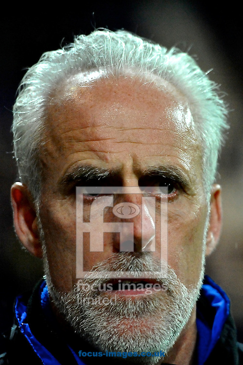 Picture by Ian Wadkins/Focus Images Ltd +44 7877 568959<br /> 14/01/2014<br /> Ipswich Town manager Mick McCarthy ahead of the The FA Cup match at Deepdale, Preston.