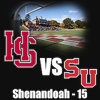 Football vs Shenandoah - 15