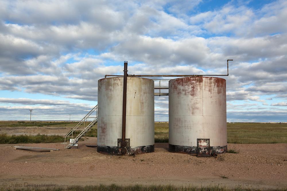 Gas industry sites in Colorado