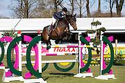 Charlotte Verhagen - Willemijn<br /> Nederlands Kampioenschap Springen 2013<br /> © DigiShots