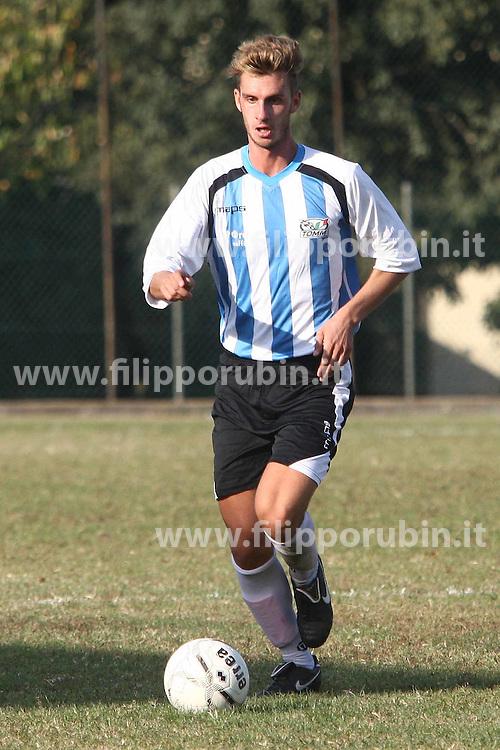 PAGANINI CALCIATORE MESOLA CALCIO 2011-2012