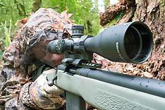 Sniper Trijicon Scope Chad