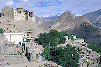Pakistan, Northen Area, Hunza, Baltit fort at Kaimabad // Pakistan, Territoires du nord, Hunza, Fort de Baltit à Karimabad