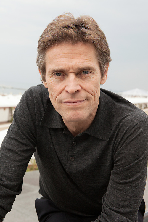 Venice Lido, Italy, September 4, 2014. Willem Dafoe at the 71st edition of the Venice International Film Festival. Defoe plays Pier Paolo Pasolini in the film that Abel Ferrara dedicated to the last hours of life of the Italian writer, poet, filmmaker and intellectual.
