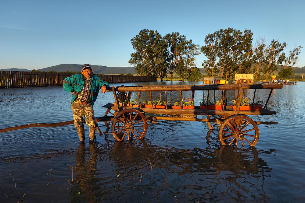 Gyňov záplavy 2010
