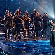 NLD/Hilversum/20170120 - 2de liveshow The Voice of Holland 2017, Emeli Sande