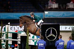 Breen, Shane (IRL) Millfield Ultymate<br /> Stuttgart - German Masters 2016<br /> © www.sportfotos-lafrentz.de