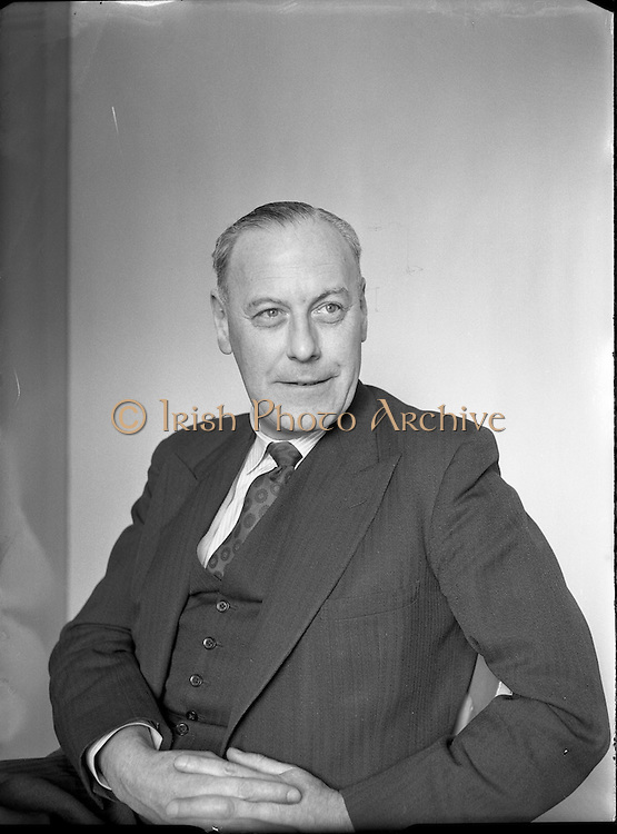 24/05/1956<br /> 05/24/1956<br /> 24 May 1956<br /> <br /> Mr Lynch from The India Tyre and Rubber Company at Head Office - Special for McConnell's
