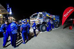 January 11, 2019 - Arequipa, Peru - AREQUIPA, PU - 11.01.2019: DAKAR 2019 - Eduard Nikolaev (RUS) during the Dakar Rally 2019, on Friday (11), in Arequipa, Peru. (Credit Image: © Duda Bairros/Fotoarena via ZUMA Press)