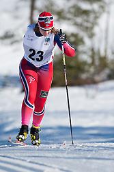 OLSEN Anne Karen, NOR, Middle Distance Cross Country, 2015 IPC Nordic and Biathlon World Cup Finals, Surnadal, Norway