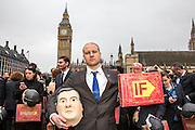 Oxfam campaigner Mike Smith joins Enough Food IF campaigners gather in Westminster to call on Osborne to keep promises to the world's poorest.