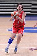 DESCRIZIONE : Latina Basket Campionato Italiano Femminile serie B 2011-2012<br /> GIOCATORE : Erica Reggiani<br /> SQUADRA : College Italia<br /> EVENTO : College Italia 2011-2012<br /> GARA : Cestistica Latina College Italia <br /> DATA : 09/12/2011<br /> CATEGORIA : equilibrio<br /> SPORT : Pallacanestro <br /> AUTORE : Agenzia Ciamillo-Castoria/GiulioCiamillo<br /> Galleria : Fip Nazionali 2011<br /> Fotonotizia : Latina Basket Campionato<br /> Italiano Femminile serie B 2011-2012<br /> Predefinita :