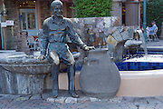 Sunny Bono Bronze Statue Palm Springs CA