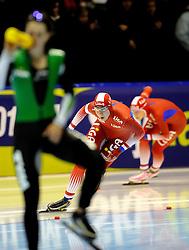 28-12-2010 SCHAATSEN: KPN NK ALLROUND EN SPRINT: HEERENVEEN<br /> Ireen Wust, Margot Boer en Annette Gerritsen<br /> ©2010-WWW.FOTOHOOGENDOORN.NL