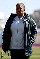 International Women's Friendly Matchs 2019 / <br /> Womens's Cyprus Cup Tournament 2019 - <br /> Finland v South Africa 3-0 ( Tasos Marko Stadium - Paralimni,Cyprus ) - <br /> Desiree Ellis ,Coach of South Africa