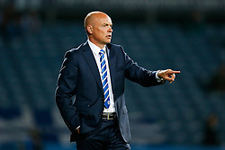 Manager Uwe Rosler of Wigan - Photo mandatory by-line: Rogan Thomson/JMP - 07966 386802 - 16/09/2014 - SPORT - FOOTBALL - Huddersfield, England - The John Smith's Stadium - Huddersfield Town v Wigan Athletic - Sky Bet Championship.