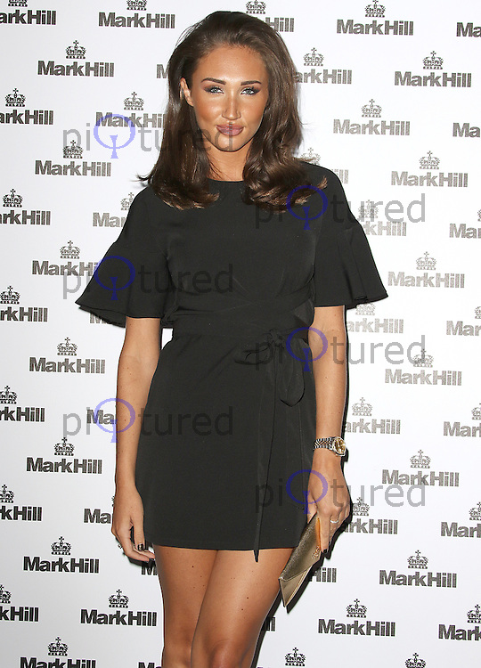 Megan McKenna, Mark Hill - Pick 'N' Mix Party, The Ice Tank, London UK, 27 July 2016, Photo by Brett D. Cove
