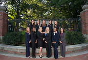 Masters of Sports Administration group photos