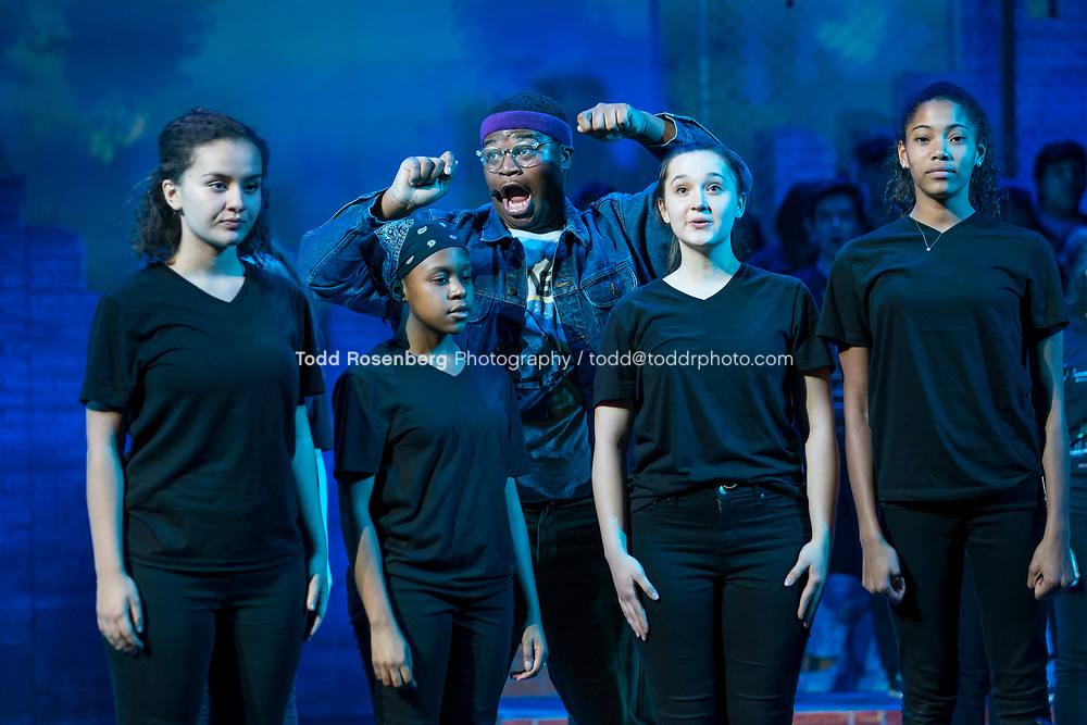 3/8/18 8:25:16 PM -- Chicago, IL, USA<br /> <br /> Chicago Children's Choir Dress rehearsal of &quot;Long Way Home.&quot;<br /> <br /> &copy; Todd Rosenberg Photography 2018