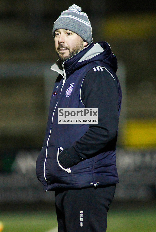 During the William Hill Scottish Cup replay at Station Park Forfar<br /> (c) Andrew West | SportPix.org.uk