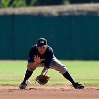 Baseball - MLB Academy - Tirrenia (Italy) - 19/08/2009 - Lukas Steinlein (Germany)