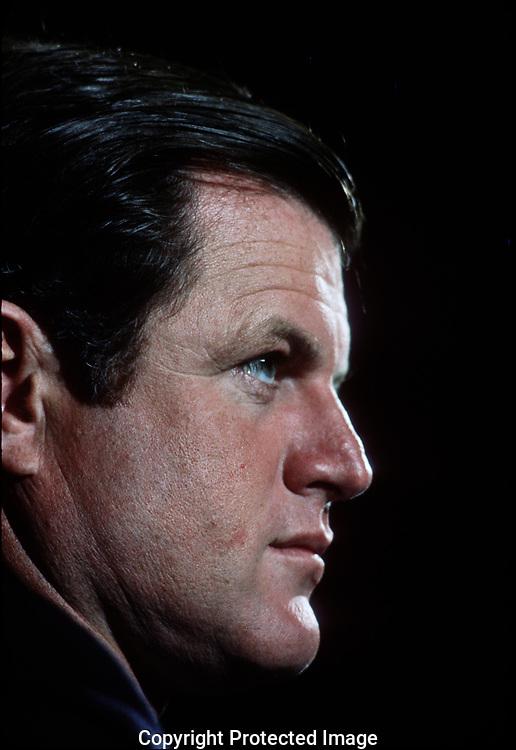 Washington, DC 1970/11/01Senator Ted Kennedy  in November of 1970<br /><br /><br />Photograph by Dennis Brack