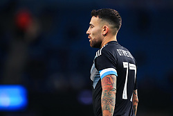 Nicolas Otamendi of Argentina - Mandatory by-line: Matt McNulty/JMP - 23/03/2018 - FOOTBALL - Etihad Stadium - Manchester, England - Argentina v Italy - International Friendly