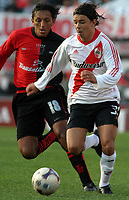 Fotball<br /> Argentina 2003/2004<br /> 17.08.2003<br /> River v Newells<br /> Marcello Gallardo / Jairo Patio<br /> Foto: Argenpress/Digitalsport