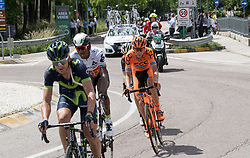 24.05.2017, Bormio, ITA, Giro d Italia 2017, 17. Etappe, Tirano nach Canazei, Val di Fassa, im Bild Felix Grossschartner (AUT, Team CCC Sprandi Polkowice) // Felix Grossschartner (AUT, Team CCC Sprandi Polkowice) during the 100th Giro d' Italia cycling race at Stage 17 from Tirano to Canazei, Val di Fassa, Italy on 2017/05/24. EXPA Pictures © 2017, PhotoCredit: EXPA/ R. Eisenbauer