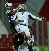2009. February, 14th. Partido de segunda división A disputado entre el Girona F.C. como equipo local y el C.D. Albacete..COPYRIGHT: TONI VILCHES FOTOGRAFIA.